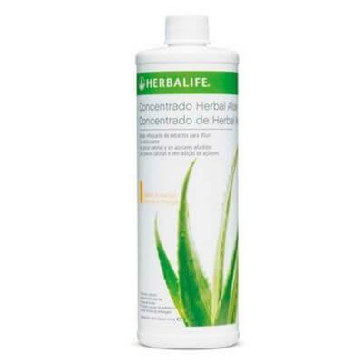 Aloe vera de Herbalife