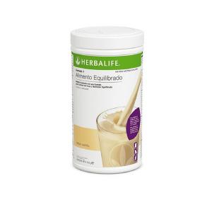 batido sustitutivo sin lactosa de Herbalife