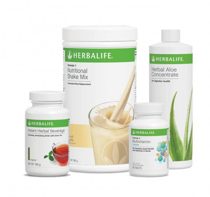 Nutrición Herbalife para adelgazar