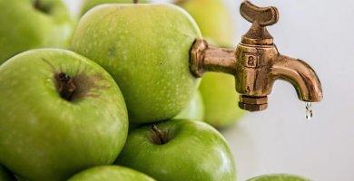 Manzana, un hidratante natural - Superalimentos