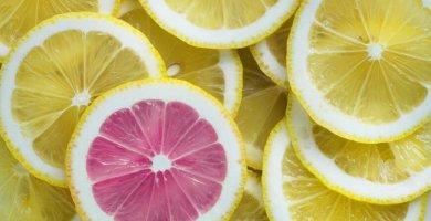 El limón, un gran antioxidante - Superalimentos
