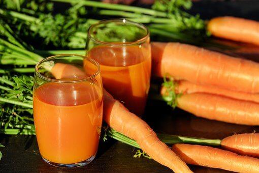 Beneficios de tomar zanahoriaen tu dia a dia