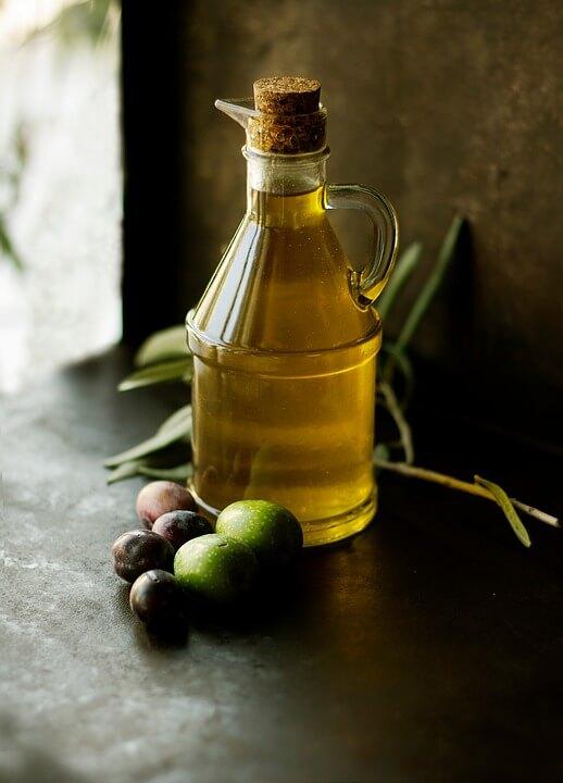 Beneficios de tomar aceite de olivaen tu dia a dia