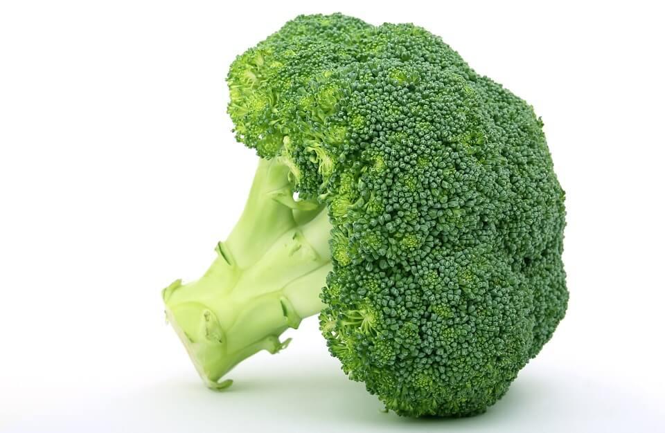 Proteínas del brócoli