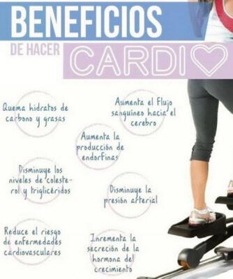 Beneficios del cardio para perder peso