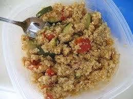 Suplementos de proteína de quinoa