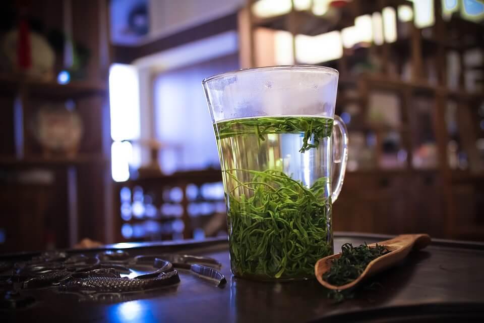 Beneficios del té verde para perder peso