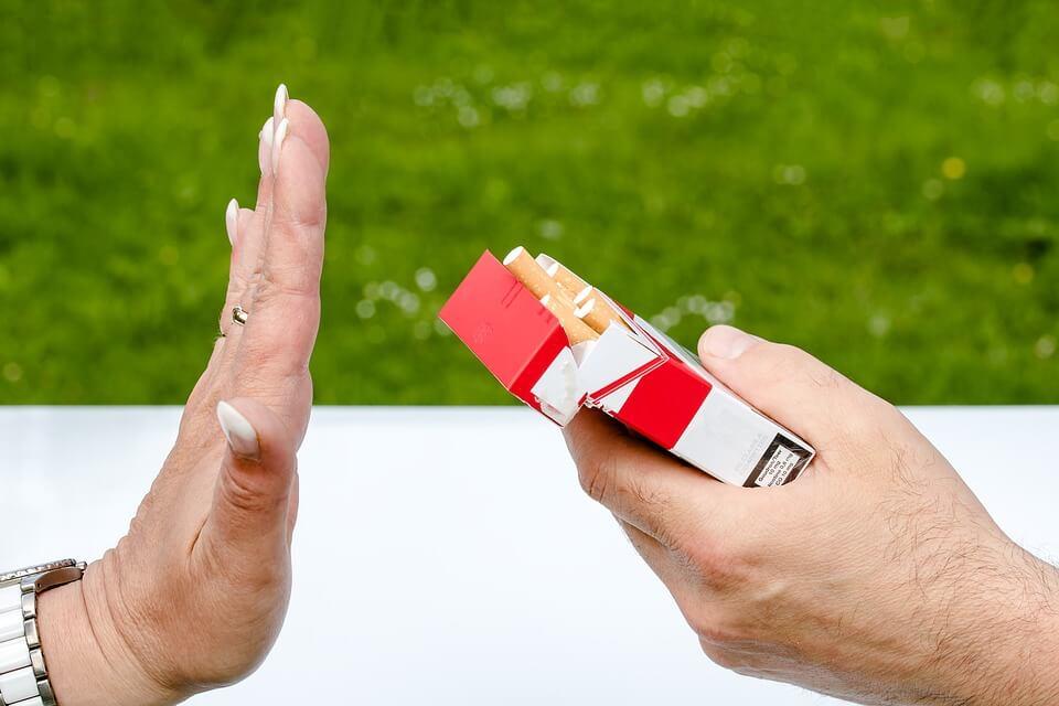 ¿Por qué se dice que se puede adelgazar con tabaco?