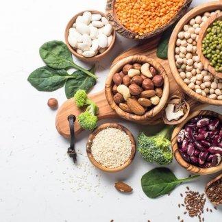 ¿Dónde encontramos la proteína vegetal?