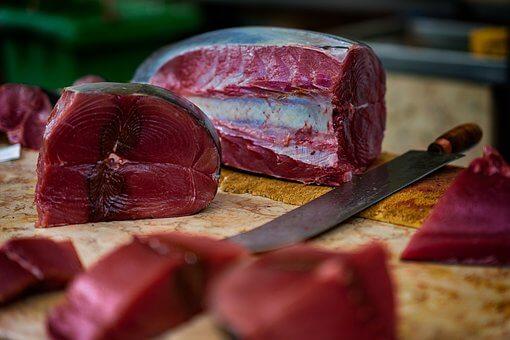 Suplementos de proteína de atún