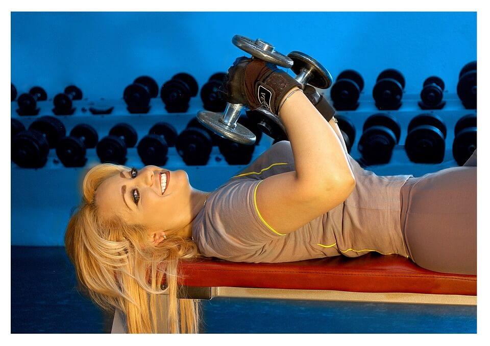 Ejercicios para adelgazar con pesas