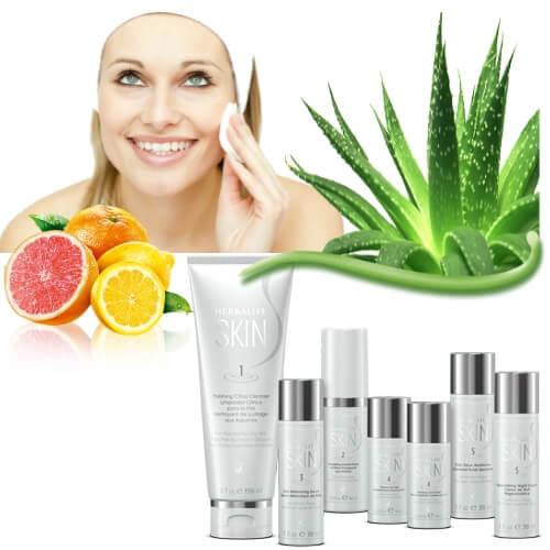 ¿Qué es Herbalife Skin?