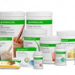 Complementos alimenticios Herbalife