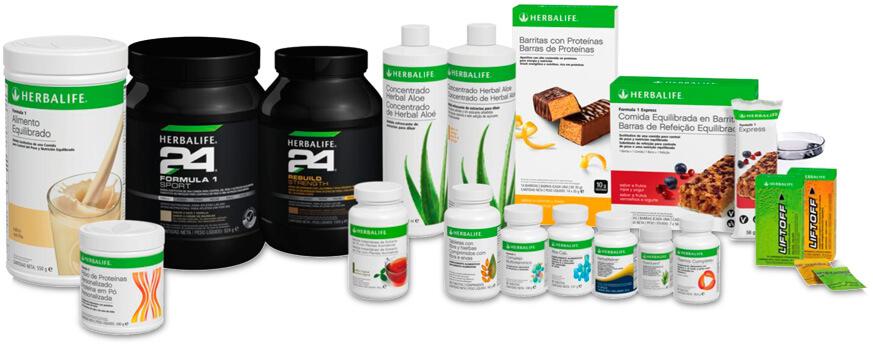 Disfruta de los mejores suplementos alimenticios de la marca Herbalife