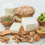 Mejores fuentes de proteínas vegetales