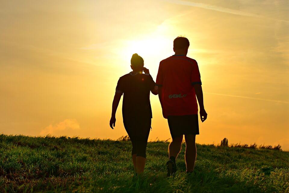 ¿Cuándo es el mejor momento del día para andar?