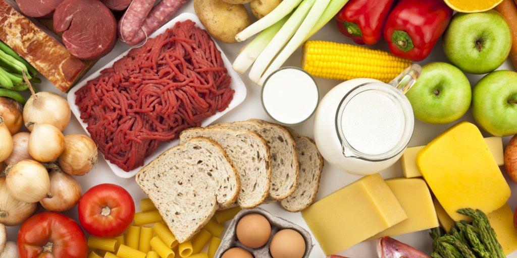 ¿Qué alimentos no se pueden mezclar porque engordan?