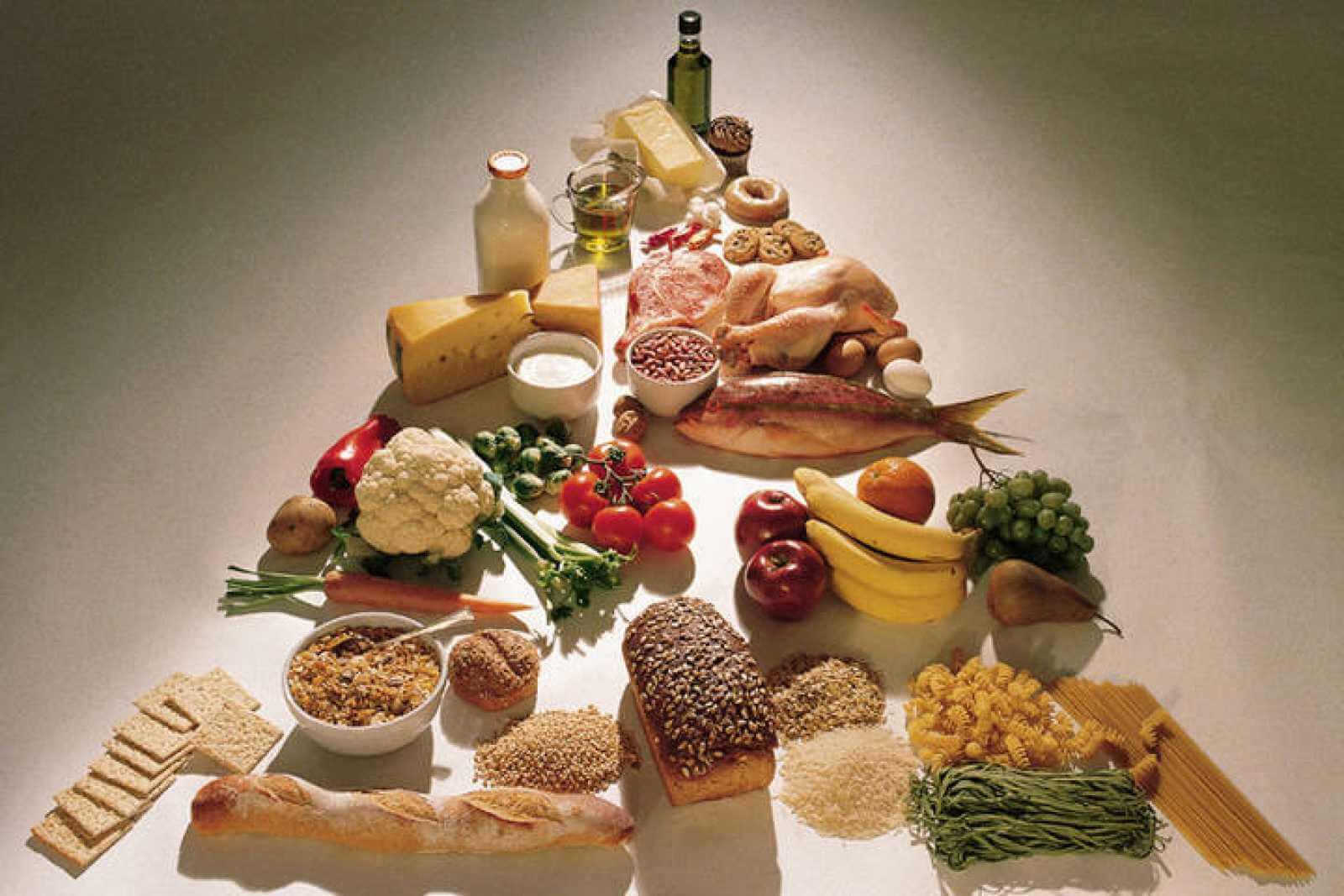 Dieta semanal para mantener el peso
