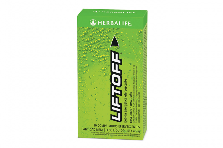 Liftoff Herbalife: la bebida energética que necesitas