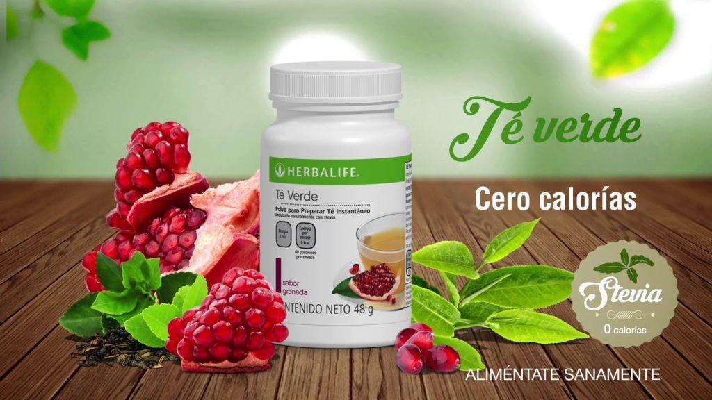 te verde termogenico herbalife