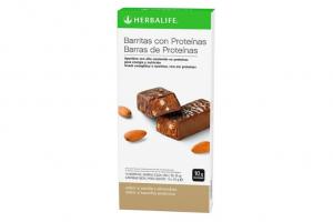 Barritas de proteinas Herbalife