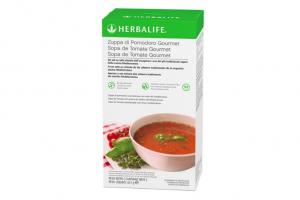 Sopa de tomate Herbalife